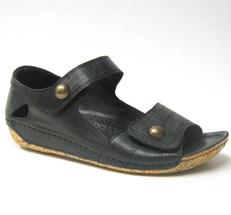 Charlotte of Sweden sandalsko i skinn
