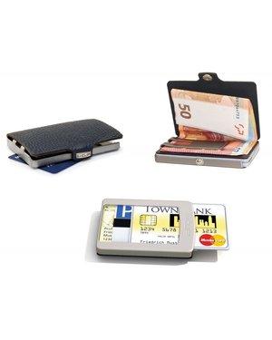 I-Clip Wallet Svart