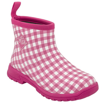 Muck boot Breezy Cool Rosa Gingham